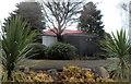 ST1871 : Alexandra Park aviary , Penarth by Jaggery