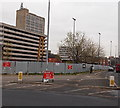 ST3188 : Buses and taxis only, Newport by Jaggery