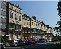 ST5673 : 1-9 Harley Place, Bristol by Stephen Richards