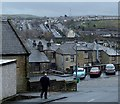 SD8622 : A Bacup scene from Dale Street by Andrew Hill