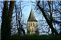 TQ2953 : Merstham Church, Surrey by Peter Trimming