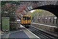 SJ3985 : Merseyrail Class 507, 507010, Cressington railway station by El Pollock