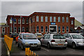 TA0629 : Ideal works on National Avenue, Hull by Ian S