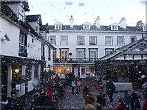 TQ5838 : 'Snow' at The Pantiles by Marathon