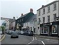 SM9801 : South side of Main Street Pembroke by Jaggery