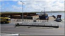 HU4741 : Lerwick Harbour by Richard Webb