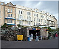 ST3062 : RNLI shop, Weston-super-Mare by Jaggery