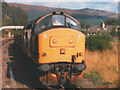 NH3961 : Freight on the West Highland line by Stephen Craven