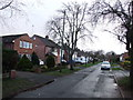 SO8277 : Woodland Avenue, Kidderminster by Chris Whippet