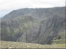 SH6358 : Castle of the Winds and Glyder Fach by Peter S