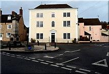 ST7593 : Edbrooke House, Wotton-under-Edge by Jaggery