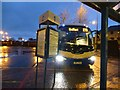 H4572 : The 273 bus, leaving from Omagh to Belfast by Kenneth  Allen