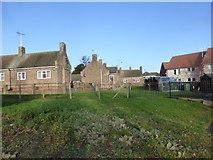 TF0920 : Rear of the Alms Houses by Bob Harvey