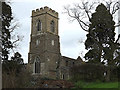 TL2755 : St Peter and St Paul Church, Little Gransden by Adrian Cable