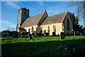 SO7010 : St Mary's Church Arlingham by Doug Lee
