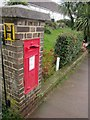 SX9065 : Postbox, Barton Road, Torquay by Derek Harper