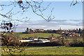 TQ3097 : Farmland in Trent Park, London N14 by Christine Matthews