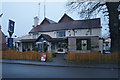 SP3183 : The Hare & Hounds, Keresley by Ian S