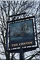 SP3283 : The Convoy, Holbrooks by Ian S
