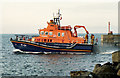 "C8540 : Lifeboat, ""Katie Hannan"", Portrush by Albert Bridge"