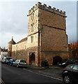 ST5777 : Westbury College remains, Westbury-on-Trym, Bristol by Jaggery