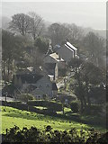 SK2480 : Hathersage Booths from High Lees by Neil Theasby