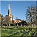 TL3166 : Conington: St Mary by John Sutton