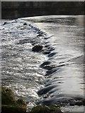 SE0063 : Weir on the Wharfe by Derek Harper