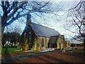 NZ2584 : St Paul's Church, Choppington by Bill Henderson