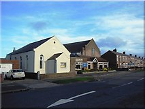 NZ2685 : Stakeford Methodist Church by Bill Henderson