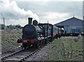 S4595 : Steam train at Coolnamona - 1971 by The Carlisle Kid