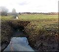 ST2883 : Reen bridge SW of Duffryn, Newport by Jaggery