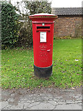 TL3659 : St.Neots Road Postbox by Adrian Cable