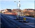 ST6077 : Bonnington Walk railway bridge, Bristol by Jaggery