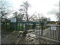 SO8253 : Rushwick School by John Lord