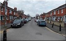 SU1584 : York Road, Swindon by Jaggery