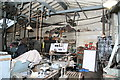 TQ1878 : Kew Bridge Steam Museum - workshop by Chris Allen