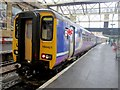 NY4055 : Train standing in Carlisle Citadel Station by Graham Robson