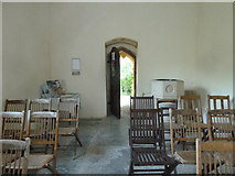 ST5906 : Inside St Edwold, Stockwood by Basher Eyre