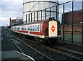 J3473 : Train entering Central Station, Belfast - 1988 by The Carlisle Kid
