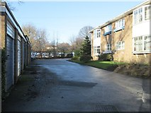 SE3321 : Bede Court - College Grove Road by Betty Longbottom