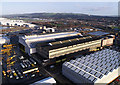 J3575 : Harland and Wolff workshops, Belfast by Rossographer