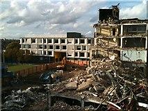 TQ2672 : Burntwood School by Kenneth Medlycott