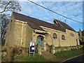 NY9074 : St. Christopher's Church, Gunnerton (2) by Mike Quinn