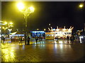 SZ0891 : Bournemouth: no more Christmas tree by Chris Downer