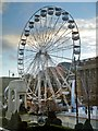 SD7109 : Bolton Big Wheel, Victoria Square by David Dixon