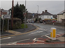 ST3390 : Distances from Caerleon by Jaggery