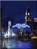 SD7109 : Town Hall and Victoria Square by David Dixon