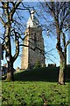 SO8540 : Upton's Pepperpot tower by Philip Halling