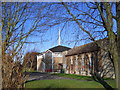 TF1901 : Dogsthorpe Methodist Church by Paul Bryan